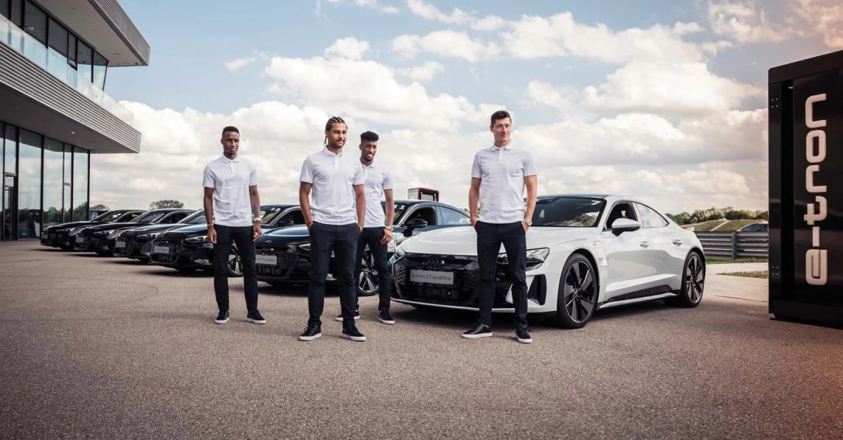 Carros foram entregues no Audi Driving Experience